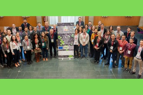 20 partners from 8 countries gathered  for the kick-off of FERTIMANURE