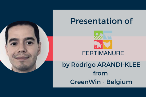 Rodrigo ARANDI-KLEE will be presenting the project at HEPH-Condorcet - Belgium