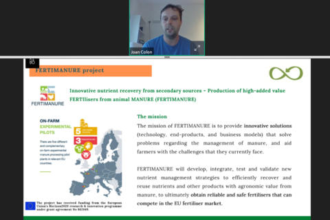 FERTIMANURE participates in 2nd edition of ESNI 2020 Conference