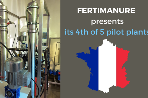 FERTIMANURE reveals the 4th of its 5 pilot plants, in Grand-Est region of France