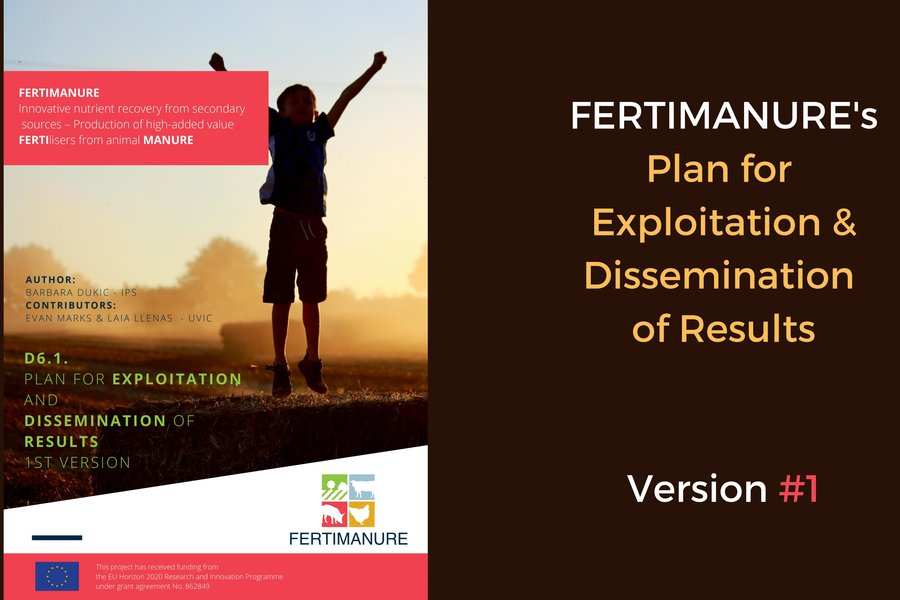 FERTIMANURE's Plan for Exploitation & Dissemination of Results